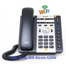 Điện thoại Wifi Atcom A20W