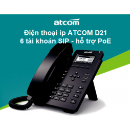 Điện thoại ATCOM D21