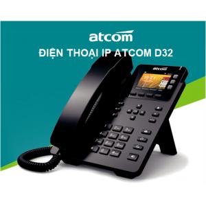 Điện thoại IP ATCOM D32