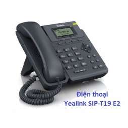 Điện thoại IP Yealink SIP T19 E2