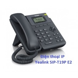 Điện thoại văn phòng Yealink SIP T19P E2