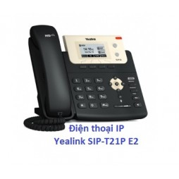 Điện thoại IP Yealink SIP-T21P E2
