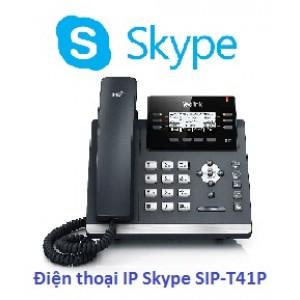 Điện Thoại IP Yealink SIP-T41P Skype