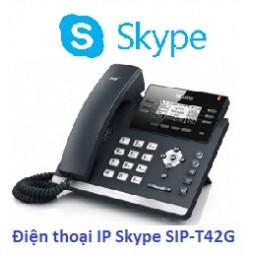 Điện Thoại IP Yealink SIP-T42G Skype