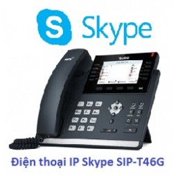 Điện Thoại IP Yealink SIP-T46G Skype