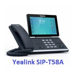 Điện thoại ip Yealink SIP-T58A