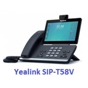 Điện thoại ip Yealink SIP-T58V