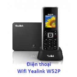 Điện Thoại WIFI Yealink W52P