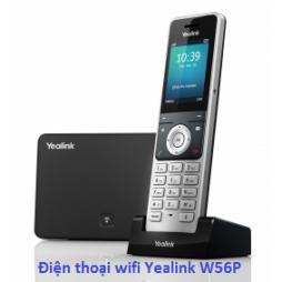 Điện Thoại WIFI Yealink W56P