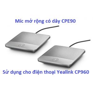 Míc mở rộng CPE90 kết nối điện thoại CP960