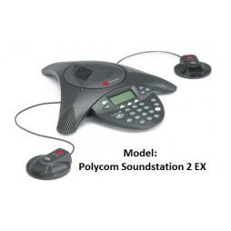 Điện thoại phòng họp Polycom Soundstation 2 EX