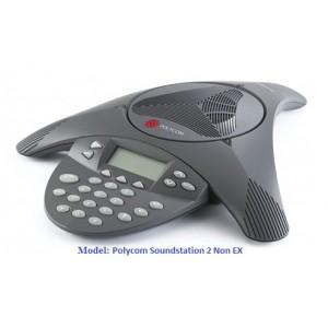 Điện thoại phòng họp Polycom Soundstation 2