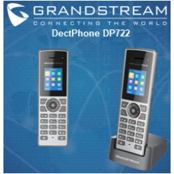 Điện thoại DP722 không dây