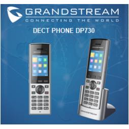 Điện thoại DP730 tay cầm không dây