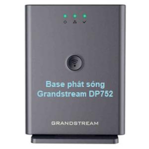 Điện thoại không dây Grandstream DP752