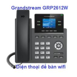 Điện thoại GRP2612 Wifi để bàn