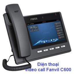 Điện thoại Fanvil C600 Video Call