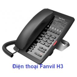 Điện thoại Fanvil H3 Hotel