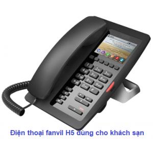 Điện thoại Fanvil H5 Dùng cho khách sạn