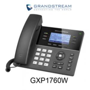 Điện thoại wifi Grandstream GXP1760W