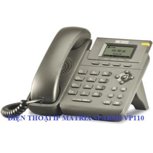 Điện thoại Matrix Sparsh VP110