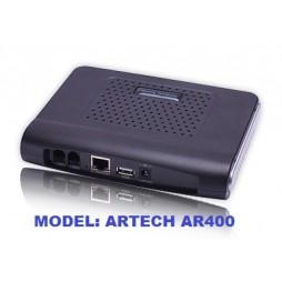 Thiết bị ghi âm 4 kênh Artech AR400