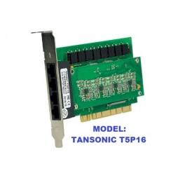 Thiết bị ghi âm 16 kênh Tansonic T5P16