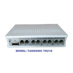 Thiết bị ghi âm 16 kênh Tansonic T5U16
