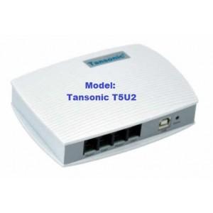 Thiết bị ghi âm 2 kênh Tansonic T5U2