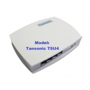 Thiết bị ghi âm 4 kênh Tansonic T5U4