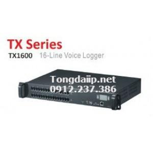 Thiết bị ghi âm điện thoại TX1600