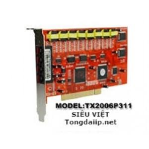 Thiết bị ghi âm điện thoại TX2006P311