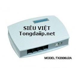 Thiết bị ghi âm điện thoại TX2006U2A