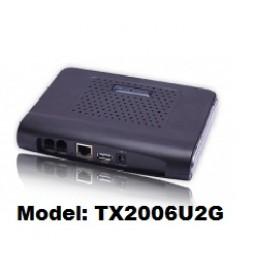 Thiết bị ghi âm 2 kênh Tansonic TX2006U2G