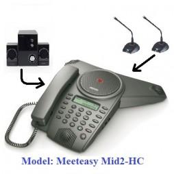Thiết bị hội nghị phòng họp Meeteasy Mid2 HC-B