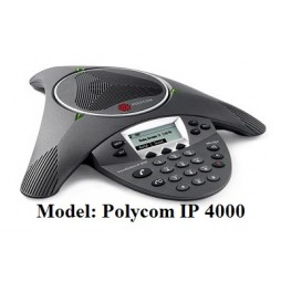 Điện thoại phòng họp Polycom IP 4000