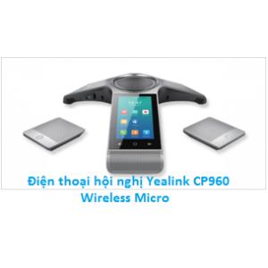 Điện thoại hội nghị Yealink CP960-Wireless Míc