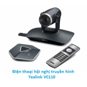 Điện thoại hội nghị truyền hình Yealink VC110