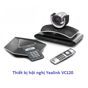 Điện thoại hội nghị truyền hình Yealink VC120