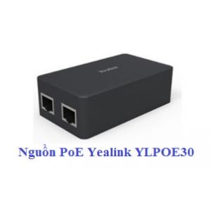 Nguồn PoE Yealink YLPOE30