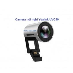 Camera Yealink UVC30 hội nghị trực tuyến 4k chuyên nghiệp