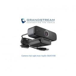 Camera GUV3100 Grandstream thiết bị hội nghị tích hợp 2 míc full hd