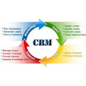 Phần mềm quản lý thông tin khách hàng CRM