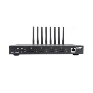 Thiết bị gateway Synway SMG4008-8LC cắm 8 sim 2G 3G 4G