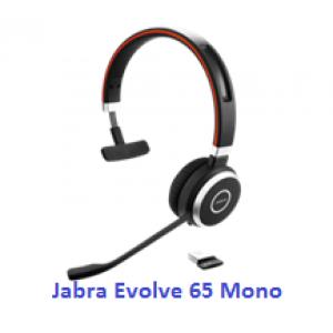 Tai nghe điện thoại ip Jabra Evolve 65 Mono