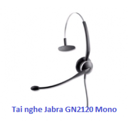 Tai nghe call center Jabra GN2120 Mono
