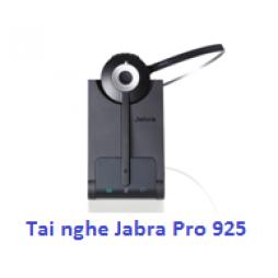 Tai nghe không dây Bluetooth Jabra Pro 925