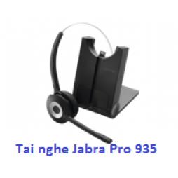 Tai nghe không dây Bluetooth Jabra Pro 935
