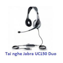 Tai nghe điện thoại ip Jabra UC150 Duo