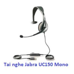Tai nghe điện thoại ip Jabra UC150 Mono